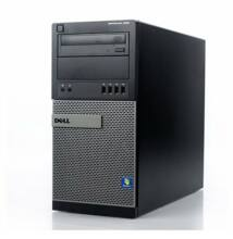 DELL OPTIPLEX 790 - ÁLLÓ TORONY (Core i3, 2nd gen, Sandy Bridge / 3.3GHz / 8GB / 120GB SSD/ A kategória)