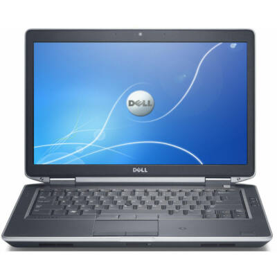 DELL LATITUDE E6430 (Core i5, 3rd gen, Ivy Bridge / 2.6GHz / 8GB / 128GB ÚJ SSD)