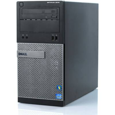 DELL OPTIPLEX 3010 - SFF ház (Core i3, 3rd gen, Ivy Bridge / 3.3GHz / 4GB / 250GB / A kategória)
