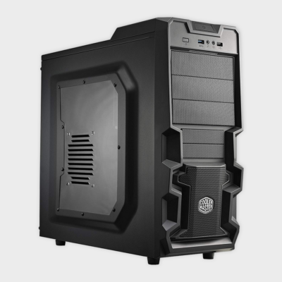 Crystal GAMER PC( Core I7 7th Gen Kaby Lake/4.2GHz/16GB/240GB/A Kategoria)