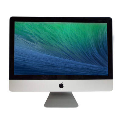 "iMac 20""  A1224 /2009 kiadás/ (Core 2Duo ,NVIDIA GeForce 9400,120GB SSD,8GB SSD )"